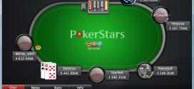 PokerStars porte bien son nom, la star du poker en ligne !