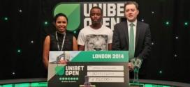 Iaron Lightbourne : Grand vainqueur du tournoi de Londres