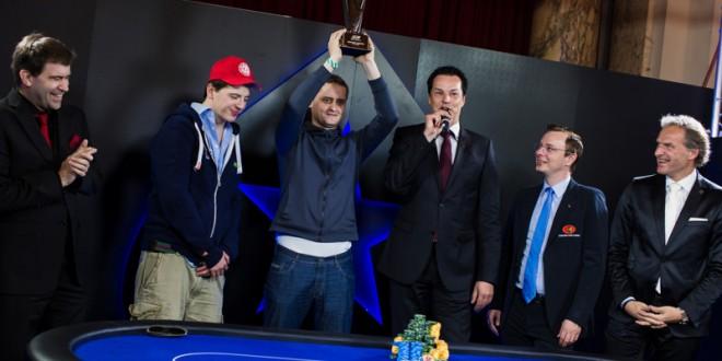 EPT de Vienne remporté  par Oleksii Khoroshenin