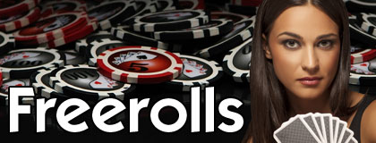 freerolls sites poker en ligne