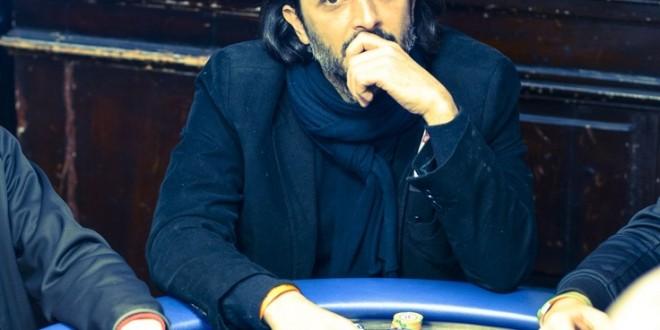 Olivier Sitruk , une star, grand amateur de poker