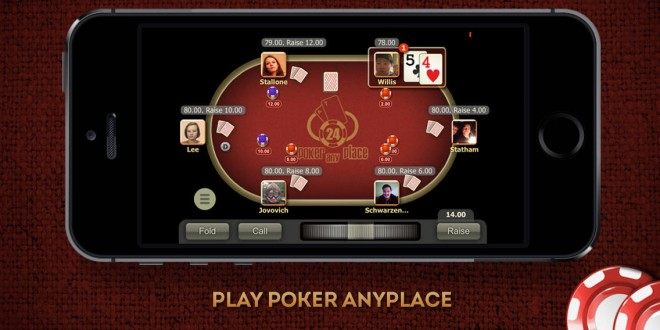 Poker en ligne débarque sur iOS mais pas sur android