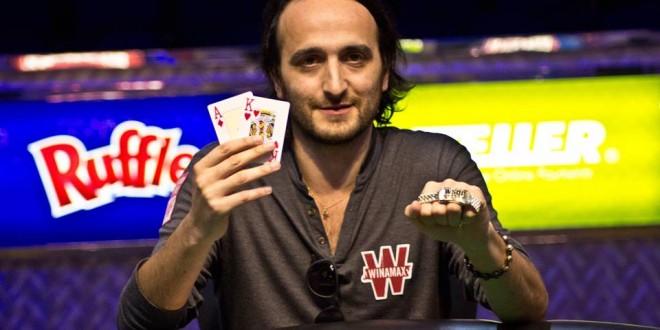 Davidi Kitai, encore le meilleur joueur de poker
