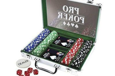 matériel poker