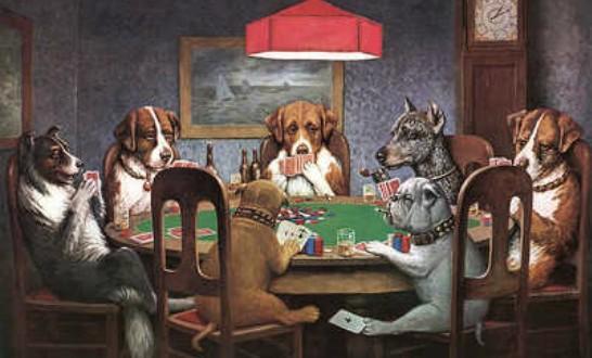 Origine du poker, une histoire de longue allène