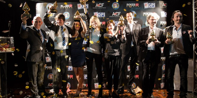 Award Poker France : l'apogée pour un joueur de poker