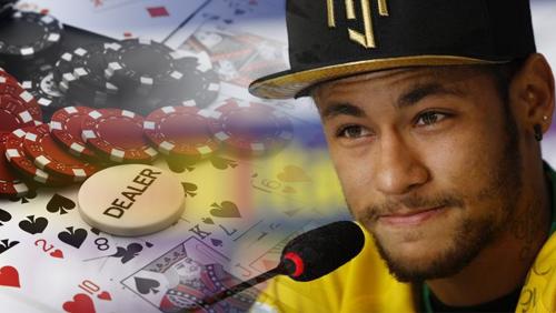 Neymar à l'European Poker Tour 2015 ?