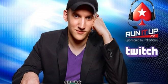 Jason Somerville dans la Team PokerStars PRO