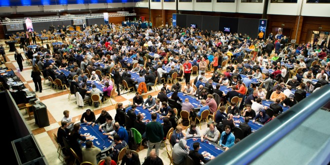 Le succès du Blois Poker club malgré la concurrence d'Internet