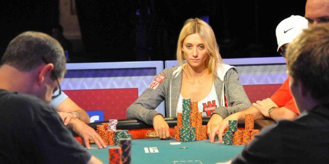 Women Poker Hall Fame: Vicky Coren et Debbie Burkhead